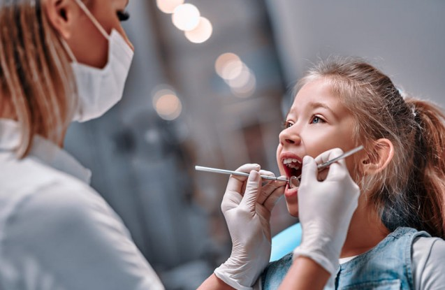 Odontopediatría/Dentista Infantil