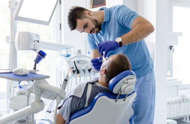 Prostodoncia/Dentista